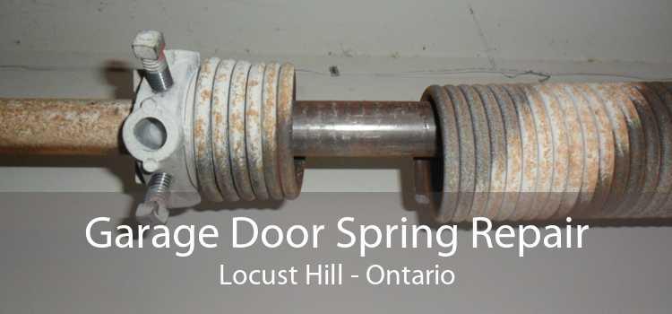 Garage Door Spring Repair Locust Hill - Ontario
