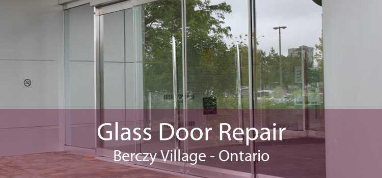 Glass Door Repair Berczy Village - Ontario