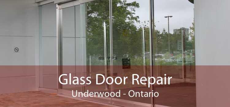 Glass Door Repair Underwood - Ontario