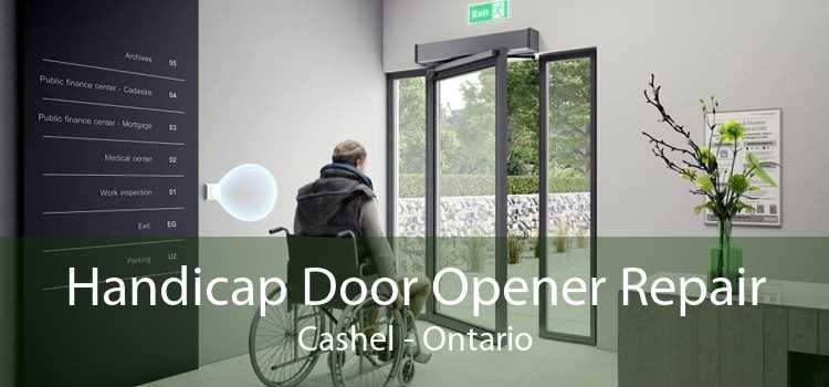 Handicap Door Opener Repair Cashel - Ontario