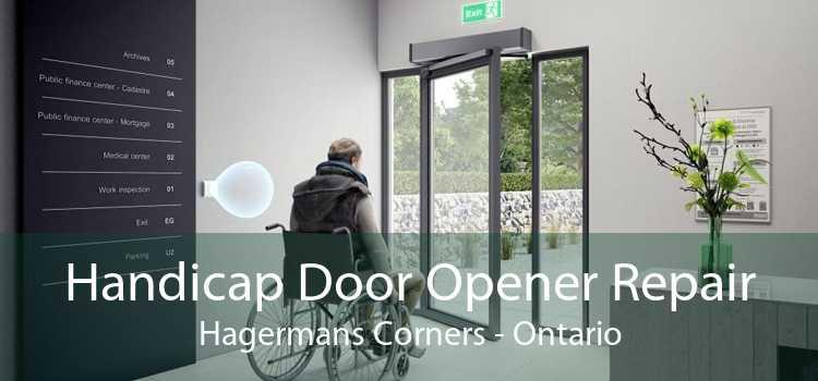 Handicap Door Opener Repair Hagermans Corners - Ontario