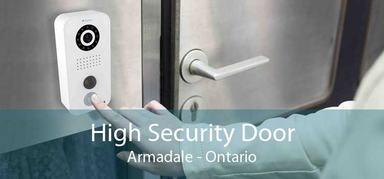 High Security Door Armadale - Ontario