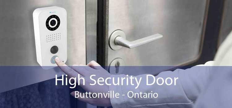 High Security Door Buttonville - Ontario