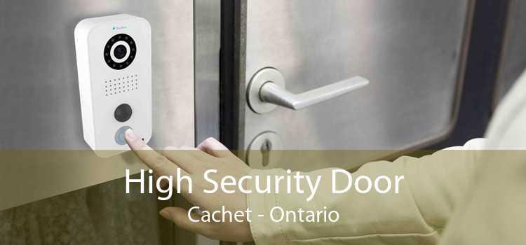 High Security Door Cachet - Ontario
