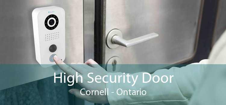 High Security Door Cornell - Ontario
