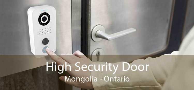 High Security Door Mongolia - Ontario