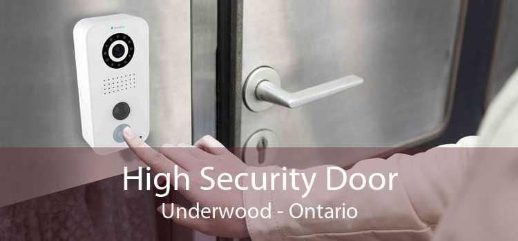 High Security Door Underwood - Ontario