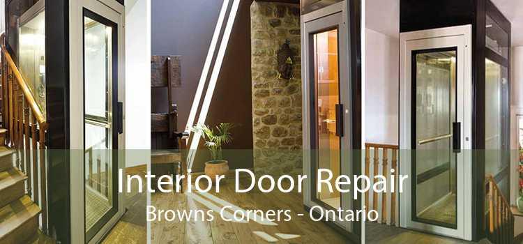 Interior Door Repair Browns Corners - Ontario