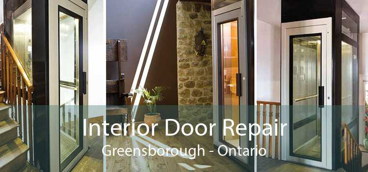Interior Door Repair Greensborough - Ontario