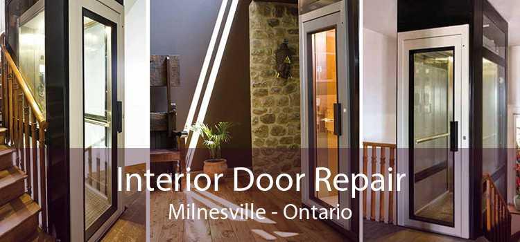 Interior Door Repair Milnesville - Ontario