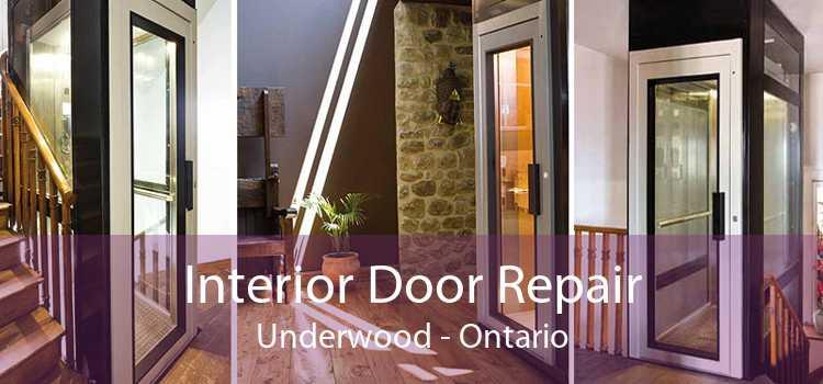 Interior Door Repair Underwood - Ontario