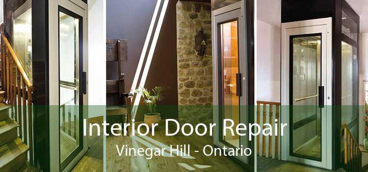Interior Door Repair Vinegar Hill - Ontario