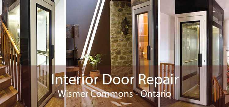 Interior Door Repair Wismer Commons - Ontario