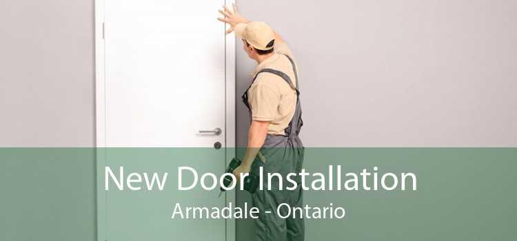 New Door Installation Armadale - Ontario