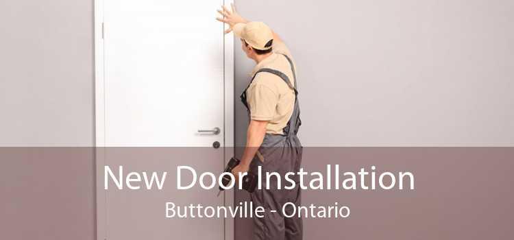 New Door Installation Buttonville - Ontario