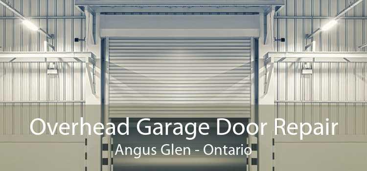 Overhead Garage Door Repair Angus Glen - Ontario