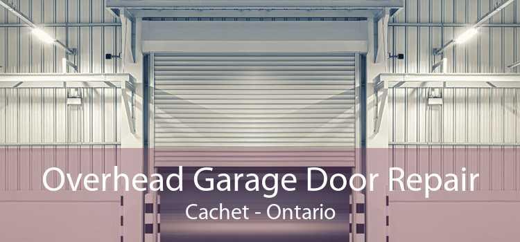 Overhead Garage Door Repair Cachet - Ontario