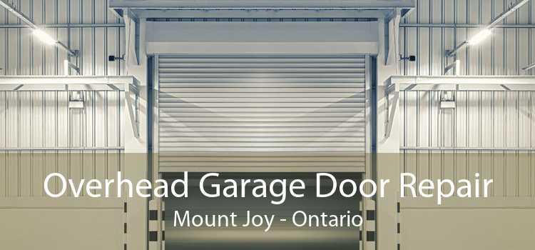 Overhead Garage Door Repair Mount Joy - Ontario