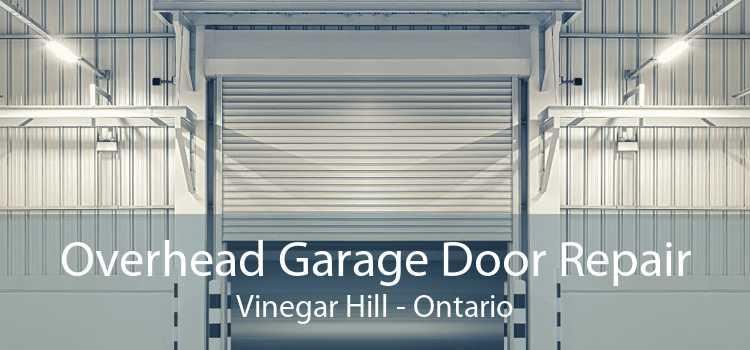 Overhead Garage Door Repair Vinegar Hill - Ontario