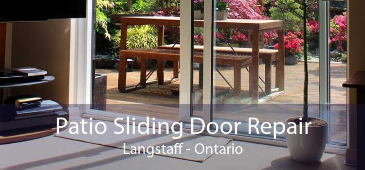 Patio Sliding Door Repair Langstaff - Ontario