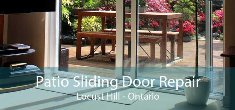 Patio Sliding Door Repair Locust Hill - Ontario