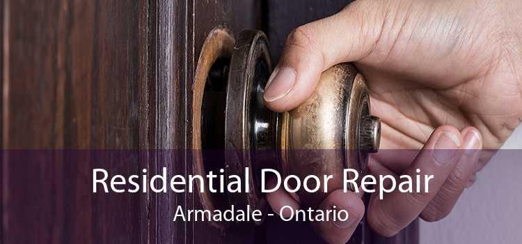 Residential Door Repair Armadale - Ontario