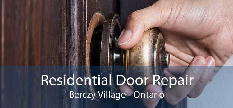 Residential Door Repair Berczy Village - Ontario