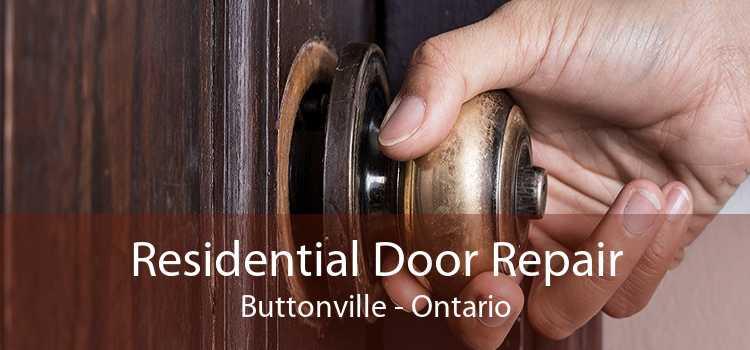 Residential Door Repair Buttonville - Ontario
