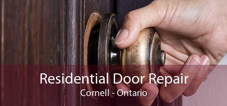 Residential Door Repair Cornell - Ontario