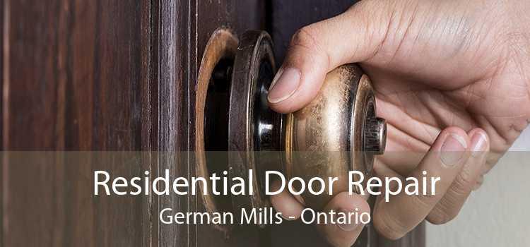 Residential Door Repair German Mills - Ontario