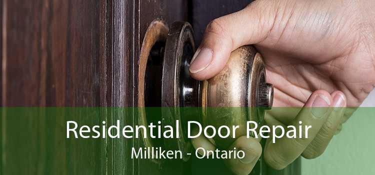 Residential Door Repair Milliken - Ontario