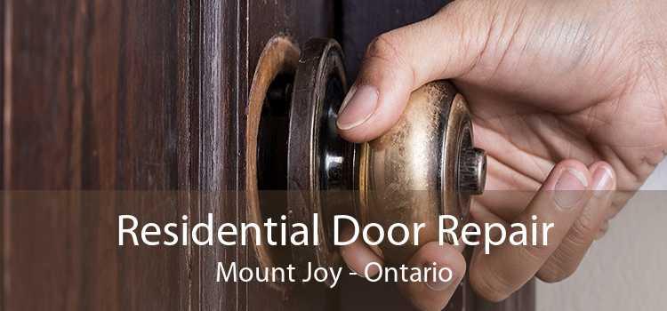 Residential Door Repair Mount Joy - Ontario