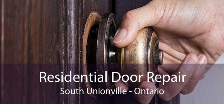 Residential Door Repair South Unionville - Ontario