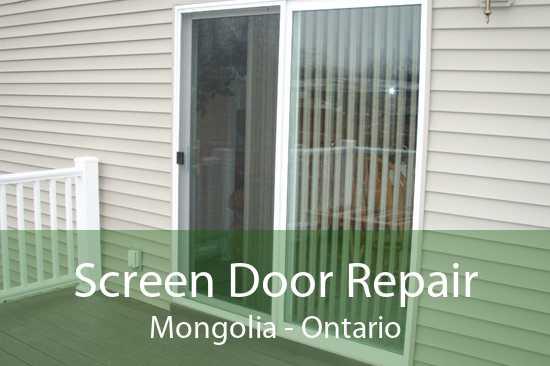 Screen Door Repair Mongolia - Ontario