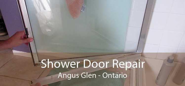 Shower Door Repair Angus Glen - Ontario
