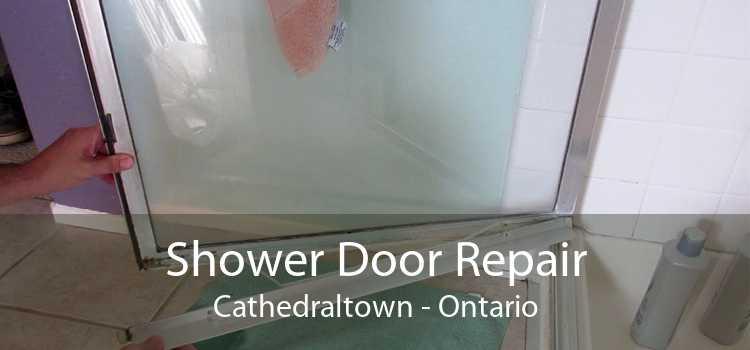 Shower Door Repair Cathedraltown - Ontario