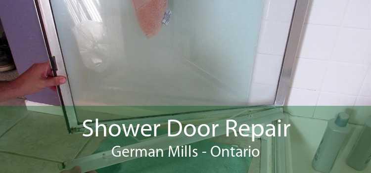 Shower Door Repair German Mills - Ontario