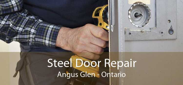 Steel Door Repair Angus Glen - Ontario