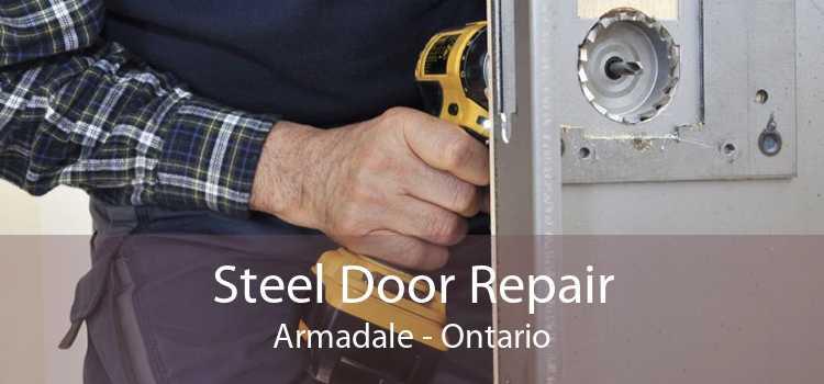 Steel Door Repair Armadale - Ontario