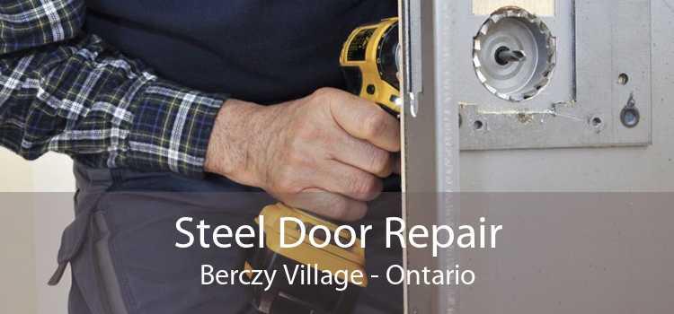 Steel Door Repair Berczy Village - Ontario