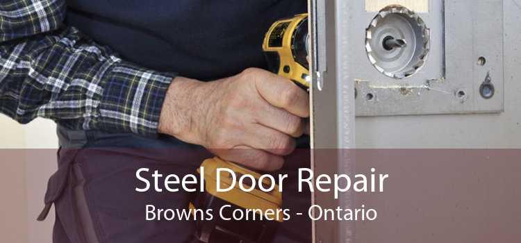 Steel Door Repair Browns Corners - Ontario