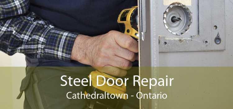 Steel Door Repair Cathedraltown - Ontario