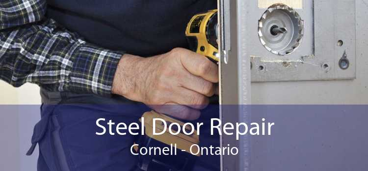 Steel Door Repair Cornell - Ontario