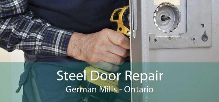 Steel Door Repair German Mills - Ontario