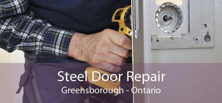 Steel Door Repair Greensborough - Ontario