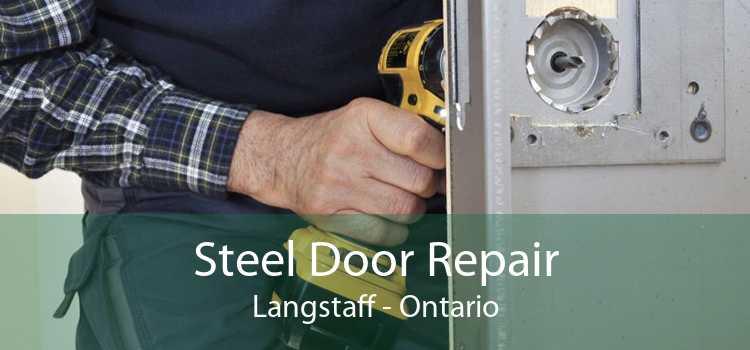 Steel Door Repair Langstaff - Ontario