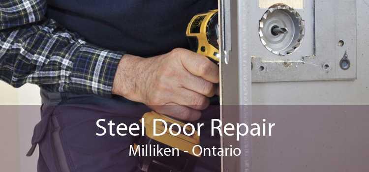 Steel Door Repair Milliken - Ontario