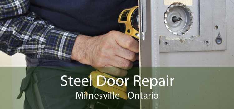 Steel Door Repair Milnesville - Ontario
