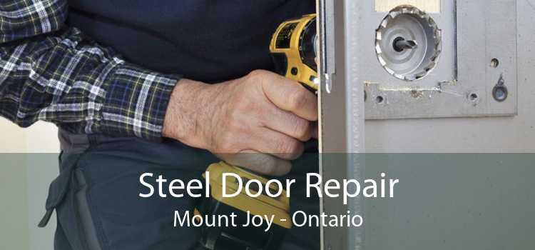 Steel Door Repair Mount Joy - Ontario