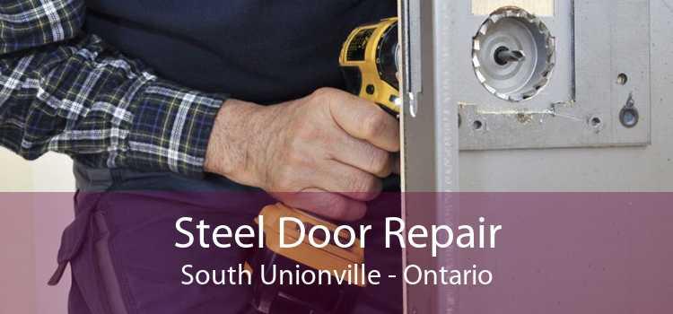 Steel Door Repair South Unionville - Ontario